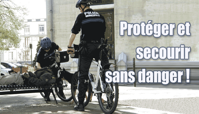 risque infectieux police municipale mesures preventives