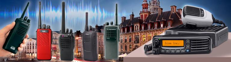 service relationnel conseils radiocommunication