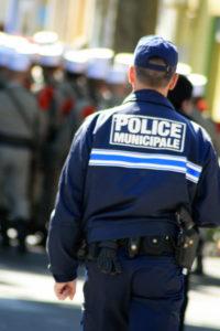 reconnaissance police municipale