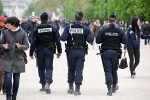 loi sécurité limite pénalisation diffusion d'images de policiers